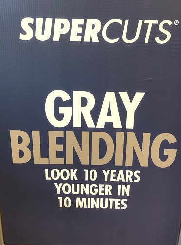Supercuts Hair Color