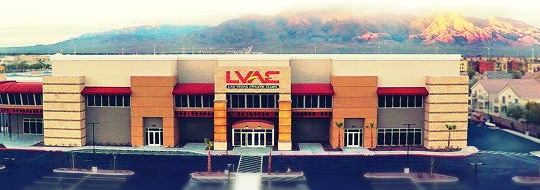 Las Vegas Athletic Club (IVAC)